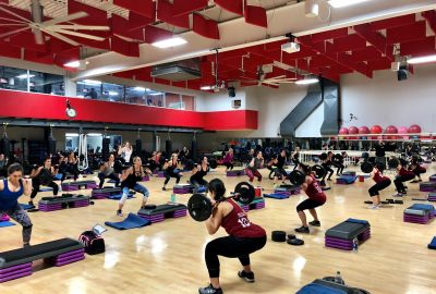 BodyPump 104 Event