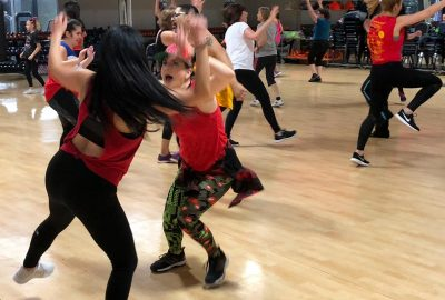 Zumba Fitness Party At Four Seasons Fitness