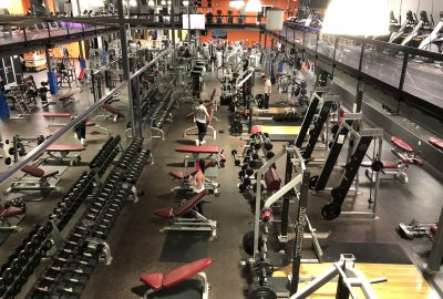 Largest Workout Rooms In New Jersey