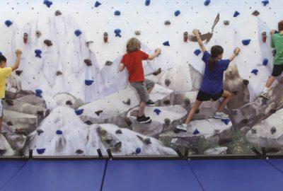 Kidz Korner Climbing Wall