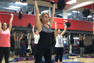 Les Mills Body Pump 105 Launch at Four Seasons Fitness