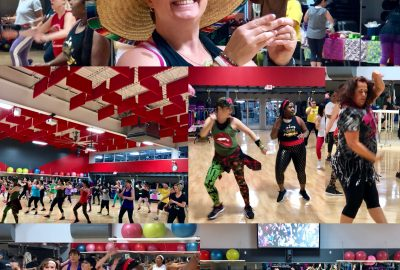 Cinco De Mayo ZSPOT Zumba Fitness Party