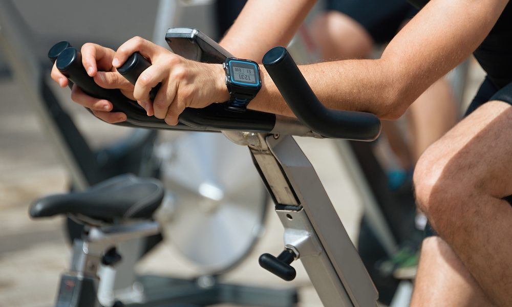 New indoor cycle class at Four Seasons Fitness