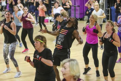 Strong By Zumba With Nate