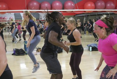 Strong By Zumba With Nate - May 6, 2019